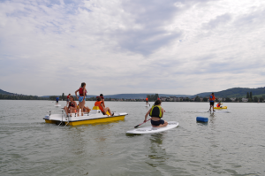 Près de 700 jeunes sur l'eau lors de la journée nationale du sport scolaire