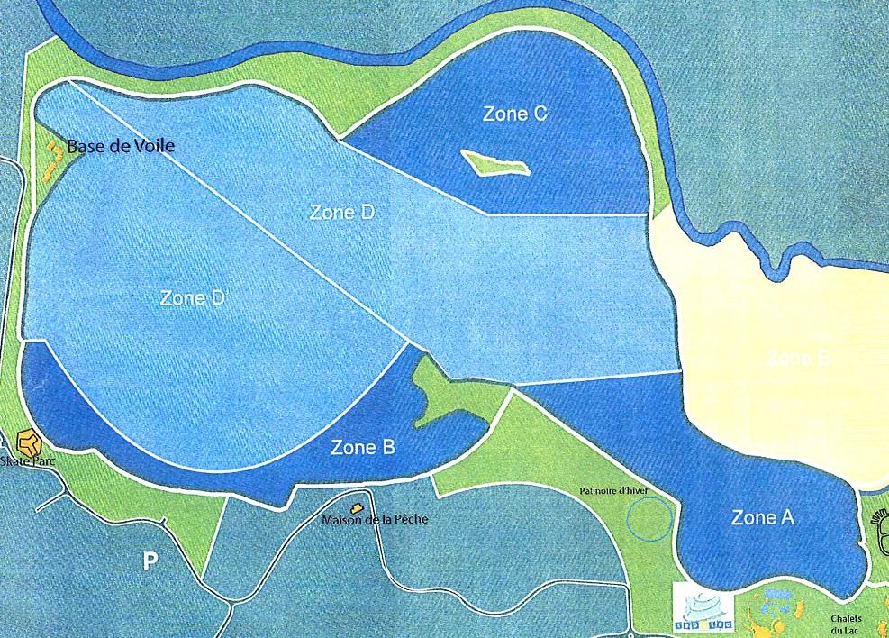 Plan Lac Vaivre et Montoille